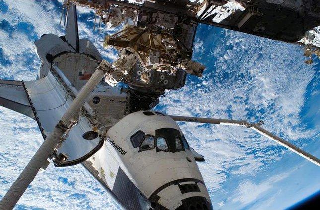 Space Shuttle NY132 5895261