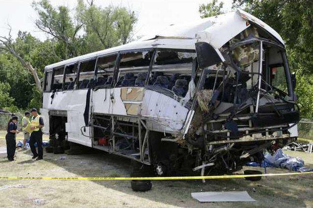 Texas Bus Crash Heal