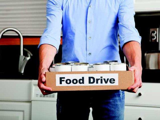 w food drive