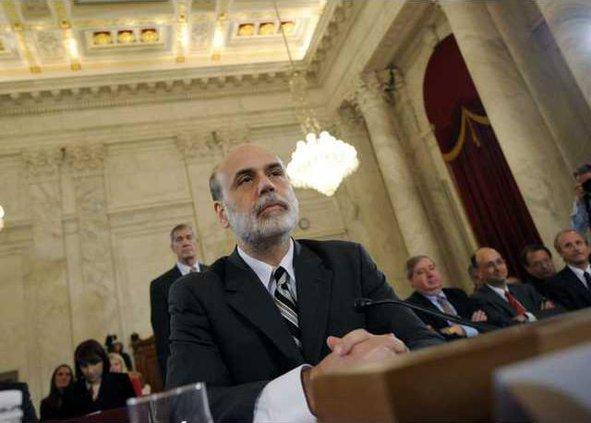 Bernanke US Economy 5132594