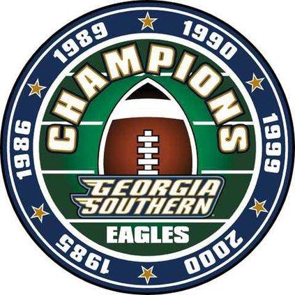 GSU Football logo