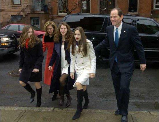 Spitzer Prostitution Heal