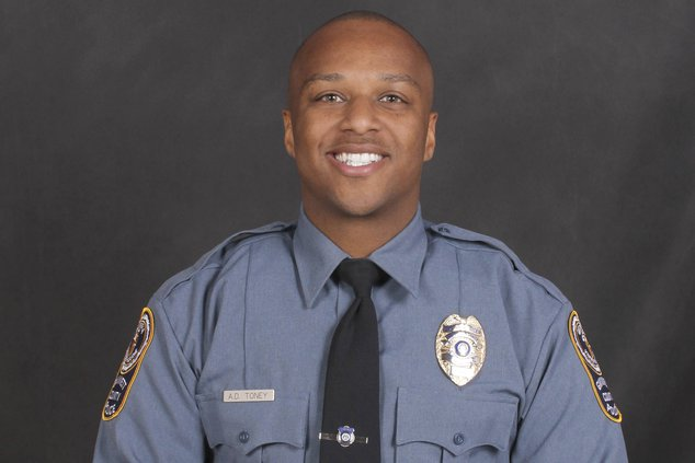 Officer Antwan Toney