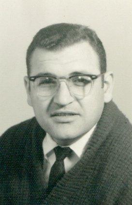 """Fred C. """"F.C."""" Ellenburg"""