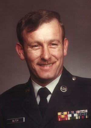 Tech. Sgt. David E. Blitch