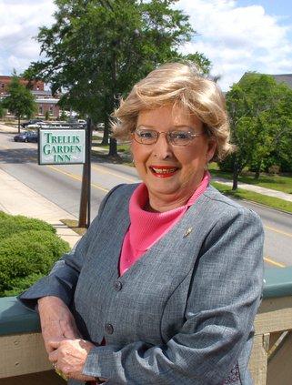 Mrs. Sylvia Ann Powis Brown