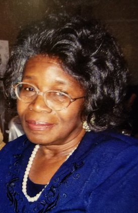 Mrs. Helen Ruth Mitchell Thomas