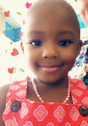 Little Miss Morgan Shekinah Lavern Frison