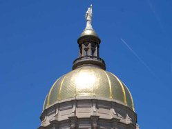 W Georgia-state-capitol-dome