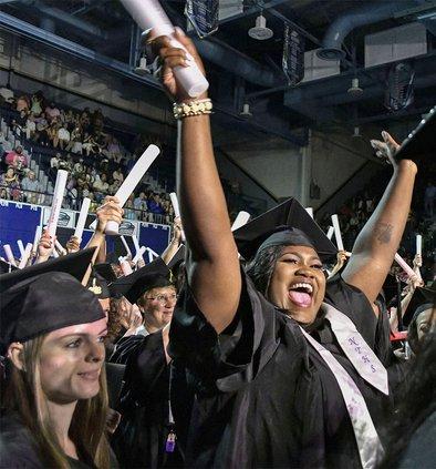 OTC graduation 2018