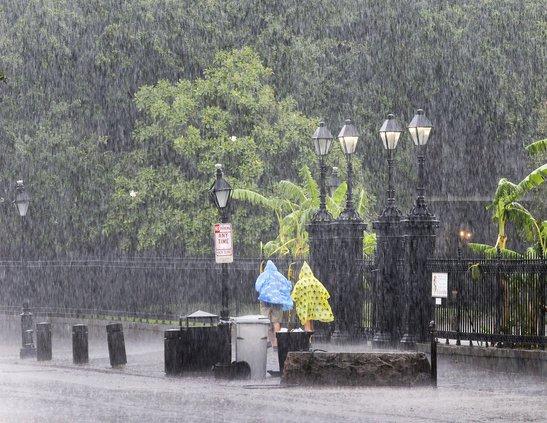 Tropical Depression Barry