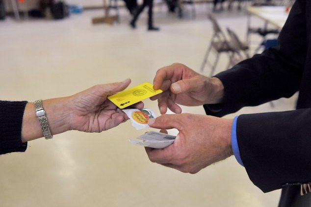 Georgia voters