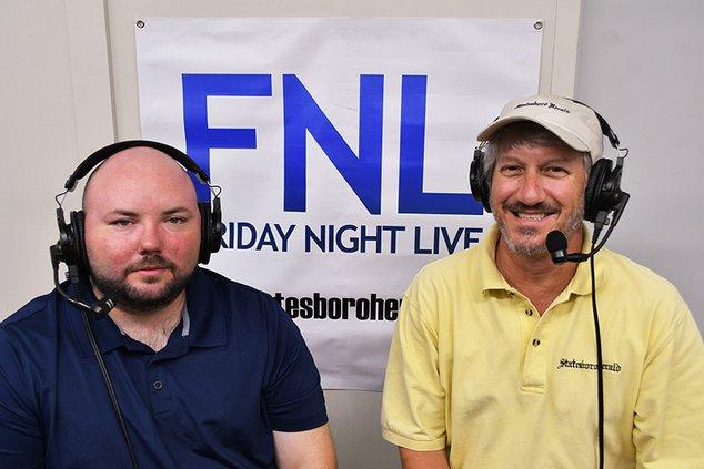 Friday Night Live crew