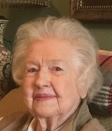 Mrs. Betty Hollingsworth Newton