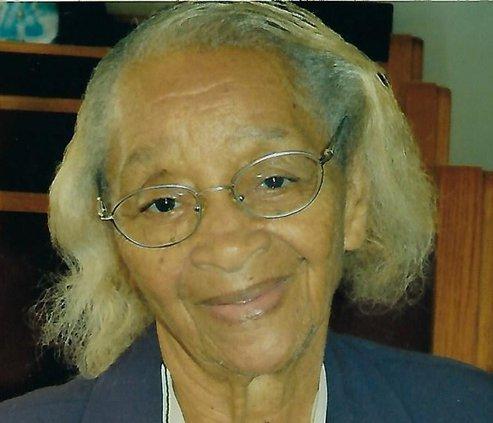 Mrs. Willie Mae Odum Bush