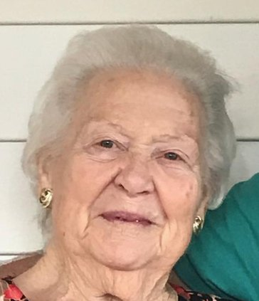 Mrs. Rebie Geraldine Brannen Motes