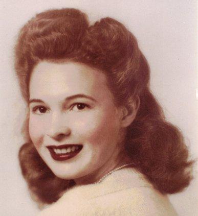 Mrs. Mary Adina Hill Hodges
