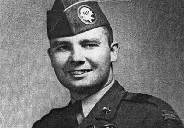 Maj. Harold Barber