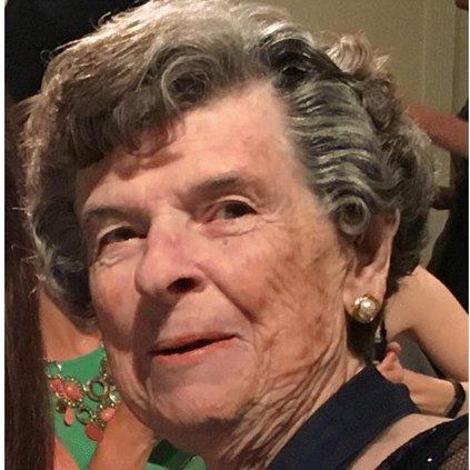 Mrs. Peggy Ann Marsh Weatherford