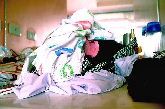chaos laundry