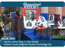 Statesboro Herald Report 1.24.20