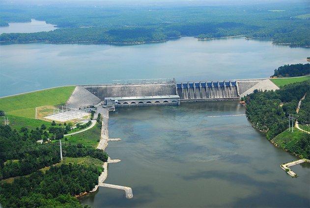 Richard Russell Dam
