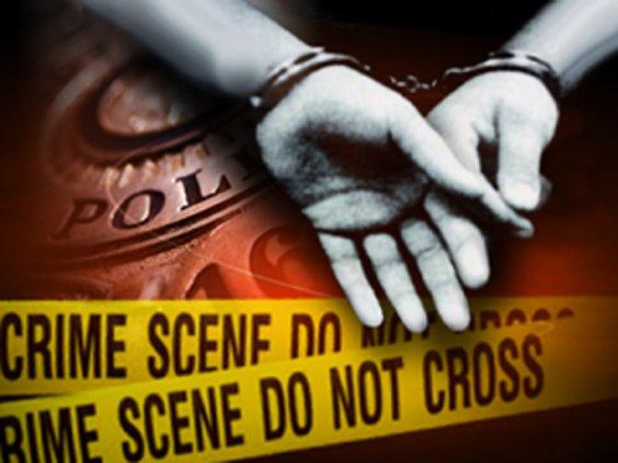 crime scene cuffs