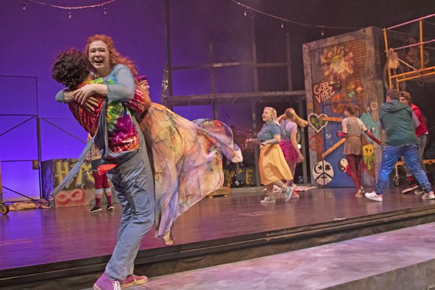 Souther Christmas Show 2020 Entertainment Stage Godspell' creates magic at PAC at Georgia Southern   Discovering