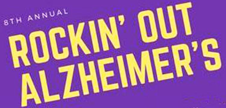 Rockin' Out Alzheimer's