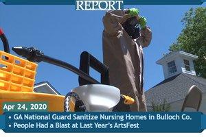 Statesboro Herald Report 4.24.20