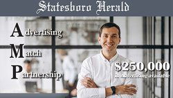 Statesboro Herald Advertising Matching Partnership