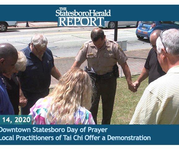 Statesboro Herald Report 5.14.20