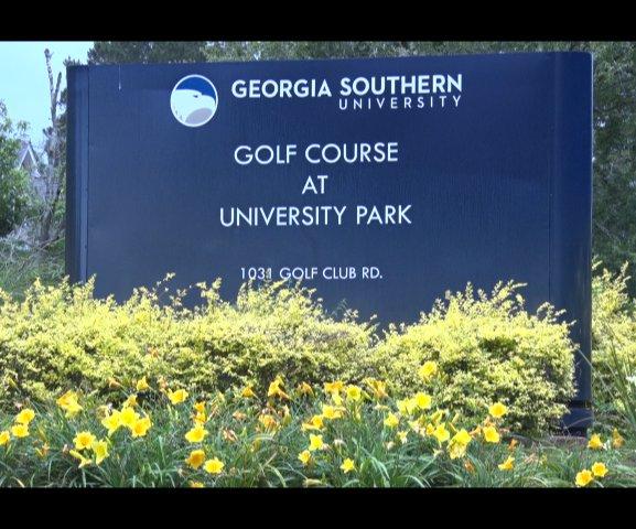 GSU golf course