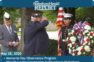 Statesboro Herald Report 5.28.20
