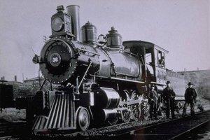 1800s railroad