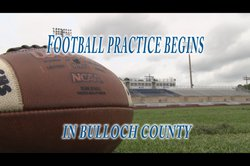 Football practice returns