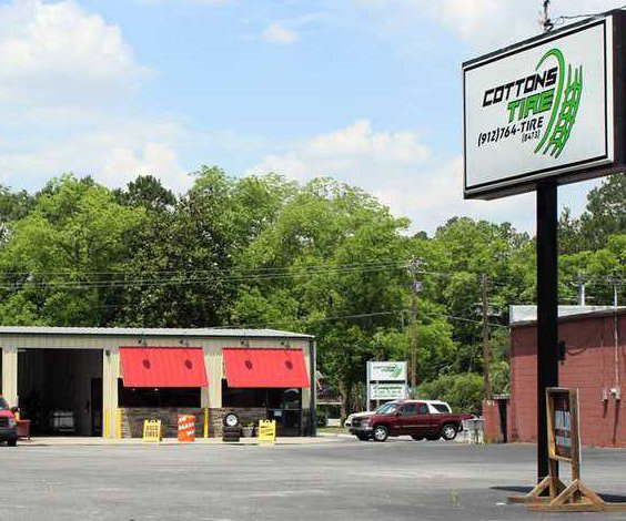 Cotton's Tire Sylvania