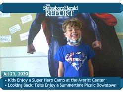 Statesboro Herald Report 7.24.20