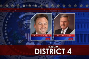 District 4 Candidate Forum