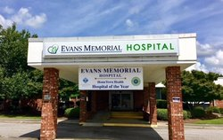 evans hospital