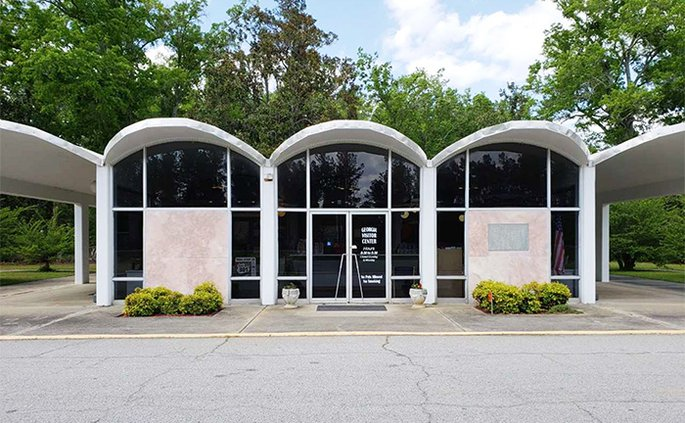 Sylvania Visitor Center
