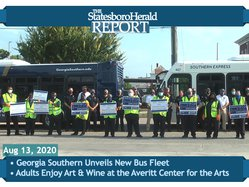 Statesboro Herald Report 8.13.20