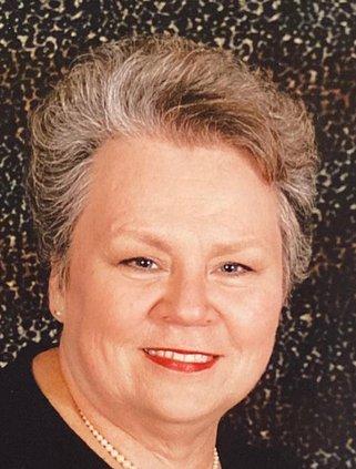 """Patricia Gail """"Patsy"""" Strickland Barnard"""