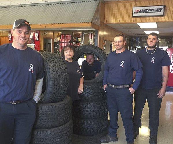 cotton tire group 1