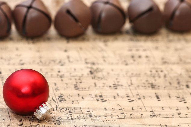 grown up musical christmas list