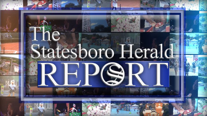 Herald Report screen logo