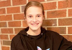 Special William James Middle School 8th grader Callie Barger was just selected as one of 14 student leaders across Georgia for the new Girls Empowering Movement Program, known as GEM.