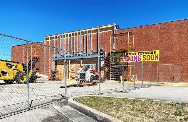 Planet Fitness Targets April May For Boro Opening Statesboro Herald