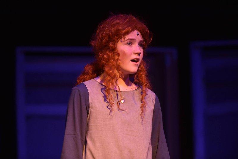 Molly Bass as Annie