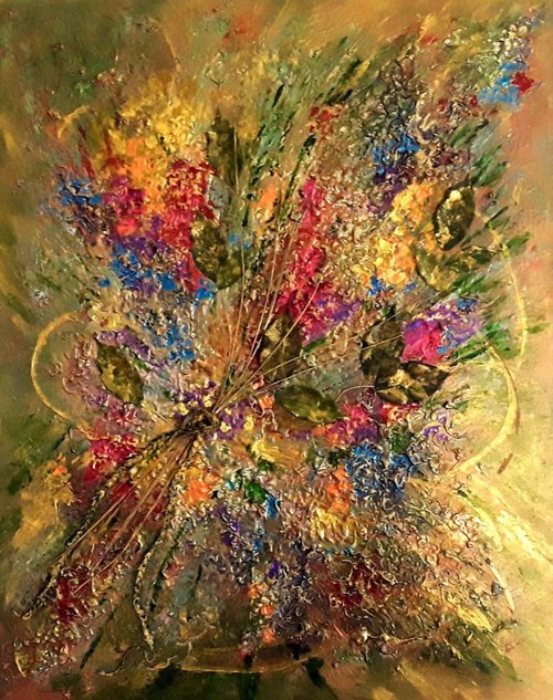 Textured Painting